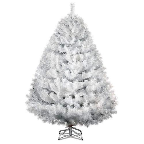 arbol navidad pino blanco pachon artificial voluminoso 220cm