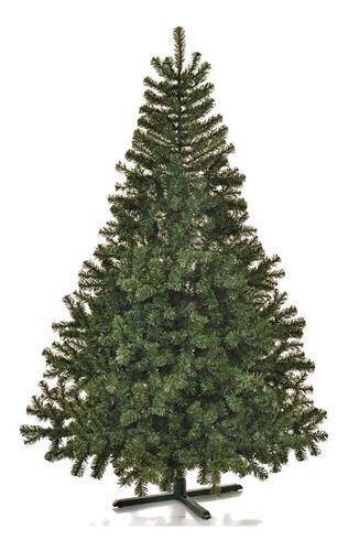 arbol navidad pino canadian king 2.20 mts decoración pck-220