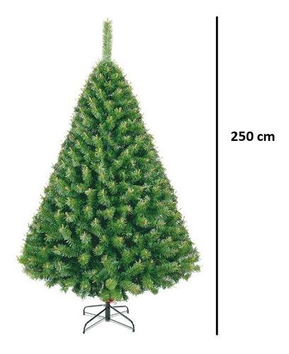 arbol navidad pino frondoso naviplastic pachon 1.90 m aleman