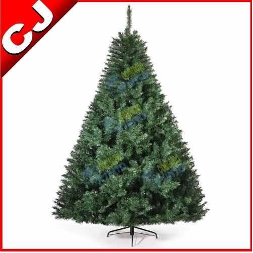 8386ce7cb0ff6 Arbol O Pino De Navidad Verde 1.90 Metros Modelo Chestnut ...