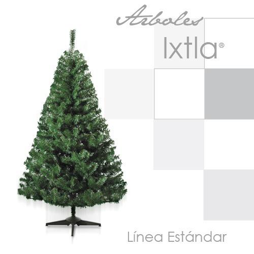 arbol o pino de navidad verde 2.20 metros ixtla economico