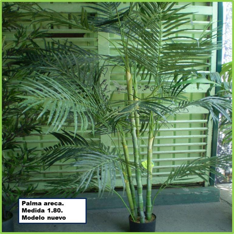Rbol palma areca artificial 1 80 con maceta fibra de vidrio 3 en mercado libre - Maceta fibra de vidrio ...