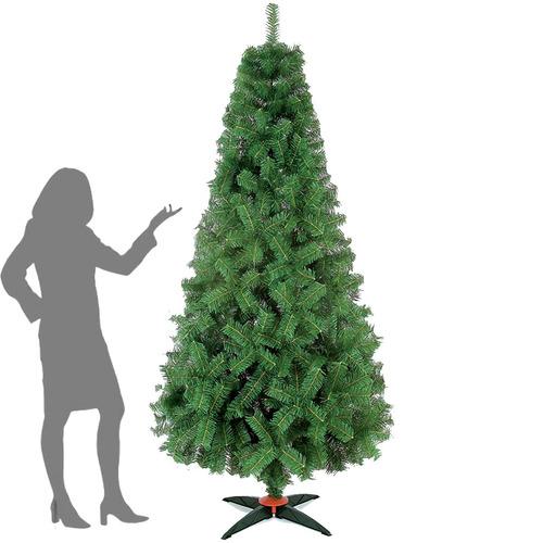 arbol pino artificial navidad 160cm naviplastic majestic
