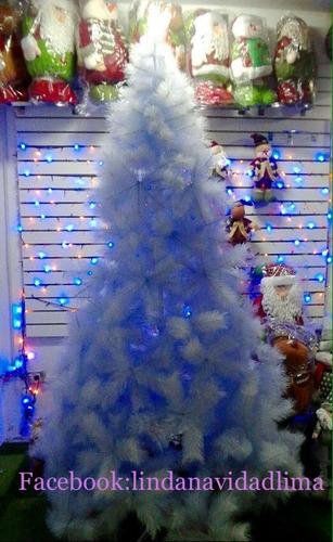 árbol pino blanco coposo- 1.80 mts