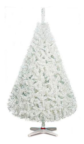 arbol pino de navidad nevado monarca naviplastic 220cm