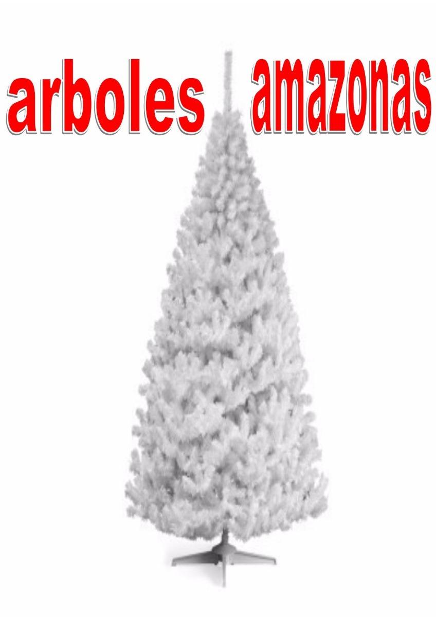 3fc7a313c61ca arbol pino navidad navideño artificial amazonas blanco 1.30. Cargando zoom.