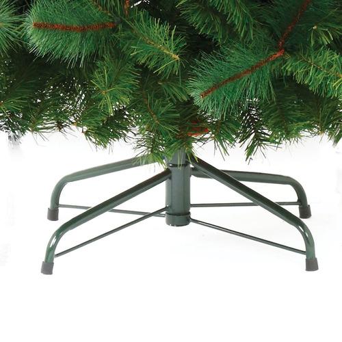 arbol pino navidad pachon 220cm artificial naviplastic verde