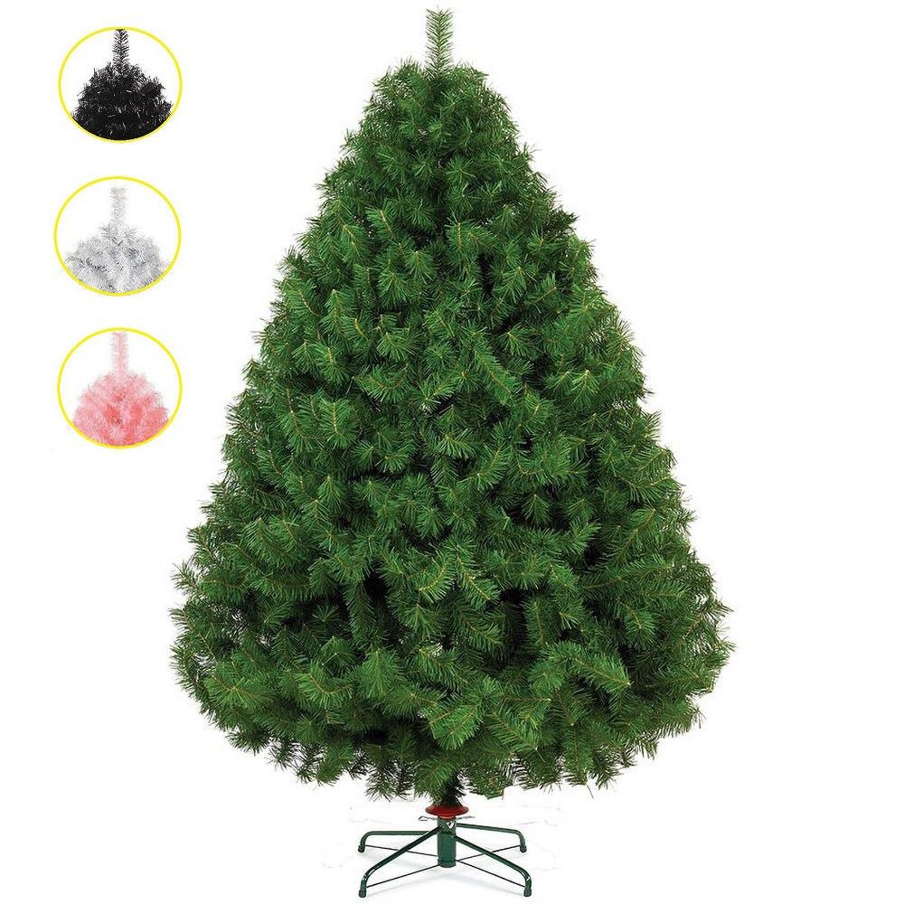 Arbol pino navidad sierra frondoso naviplastic 190cm - Arbol navidad colores ...