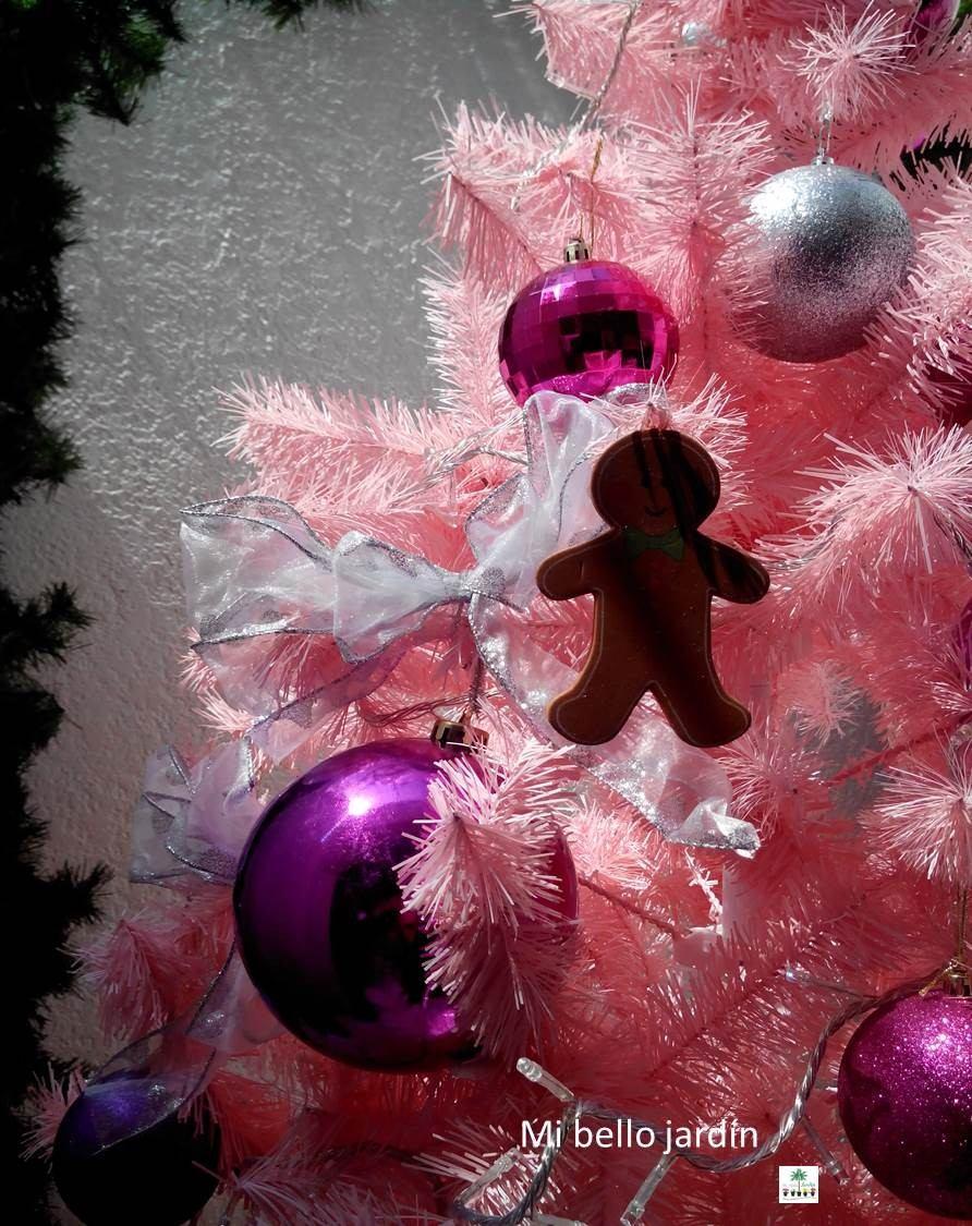Arbol rosa de navidad en mercado libre - Arboles de navidad rosa ...