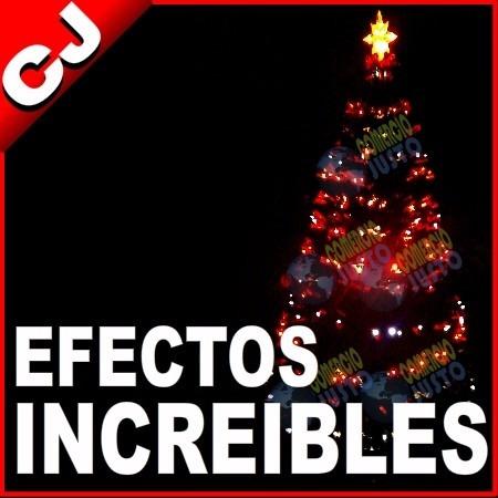Arbol Verde 210 Fibra Optica Y Luces Led Integradas Navidad ...
