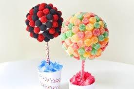 arboles de dulces
