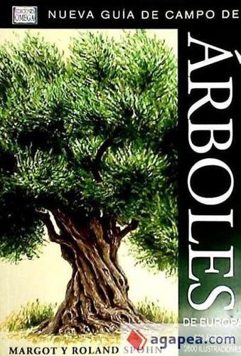 árboles de europa(libro botánica)