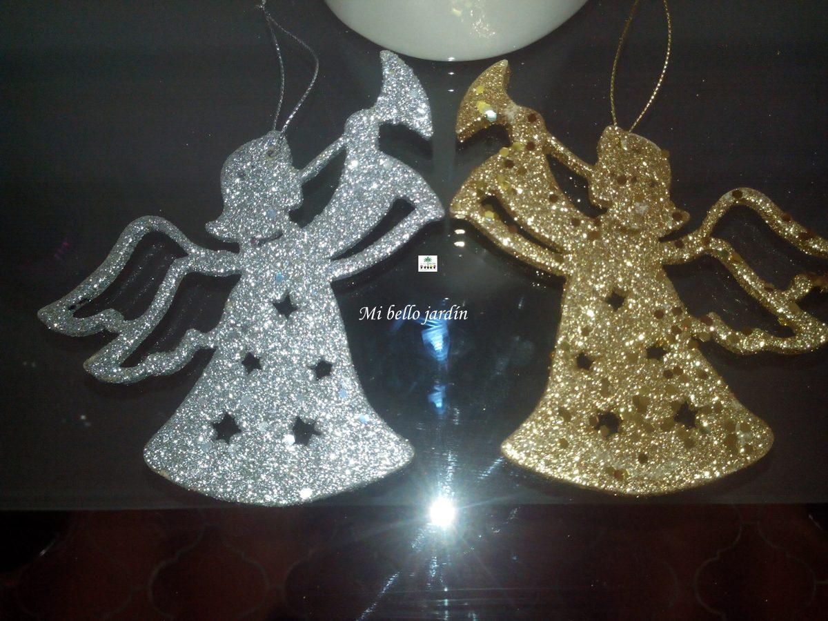 Arboles de navidad angeles decorativos en - Decorativos de navidad ...