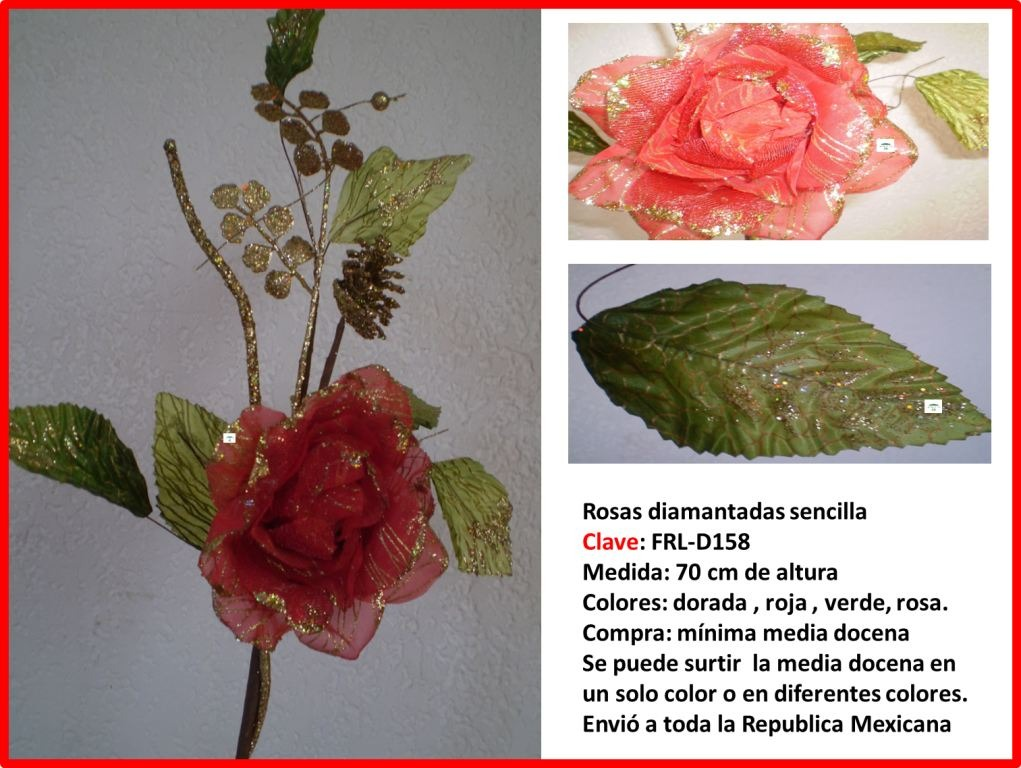 Arboles de navidad novedosas rosas artificiales exx - Arboles artificiales navidad ...