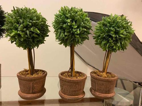 árboles decoración artificiales