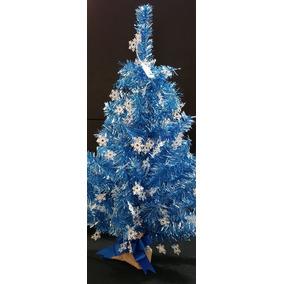 2c63f67554db1 Arbol Navidad Nieve Artificial 190cm Pachon Frondoso Aspen por Naviplastic.  5. 14 vendidos · Árbol De Navidad Escritorio C  Moño Y Copos De Nieve Azul