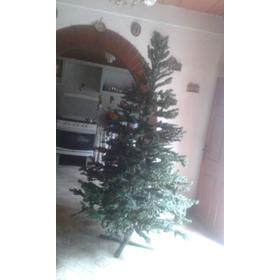 Arbolito  De Navidad Artificial De 2,20 Mts.