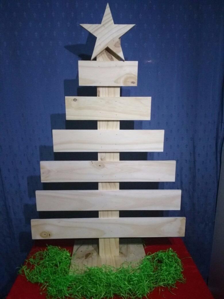 c7256a1552b arbolito de navidad de madera super vintage deco fact c. Cargando zoom.