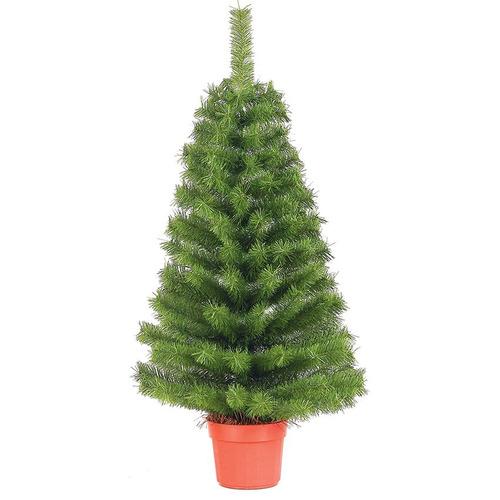 arbolito navidad porche 130cm monarca naviplastic verde