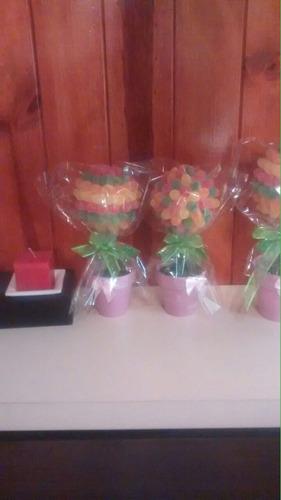 arbolitos de gomitas