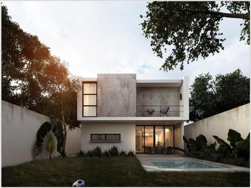 arborea residencial,casa en venta en conkal