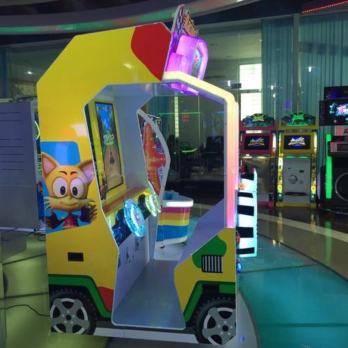 arcade baby speed up