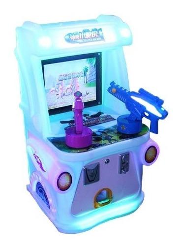 arcade brave little gun man