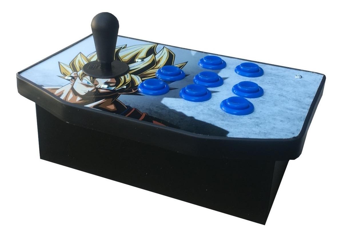 Arcade Comando Multijuegos 1 Jugador Mame Retropie