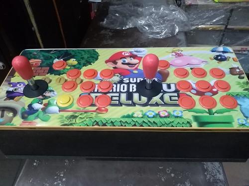 arcade con juegos