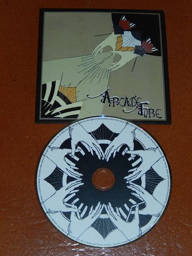 arcade fire laika (neighbourhood 2) cd promocional muy raro