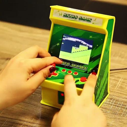 arcade flipper consola juegos