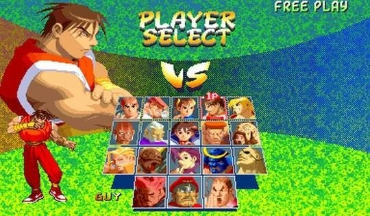 Arcade Games Online, The King Of Fighter, Street Fighter Etc