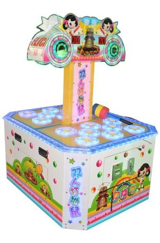 arcade hitting frog machine (double)