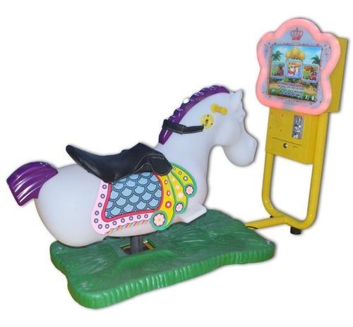 arcade horse swing car