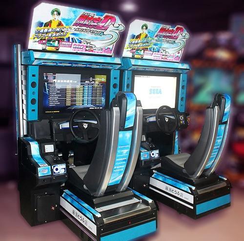 arcade initial d5