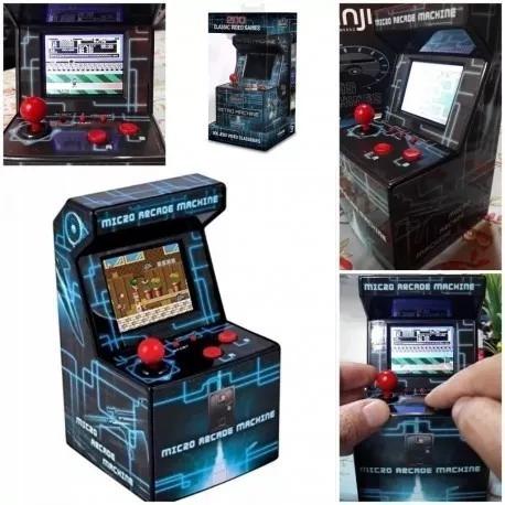 arcade juegos consola mini