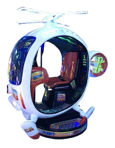 arcade kiddie 3d extreme flight
