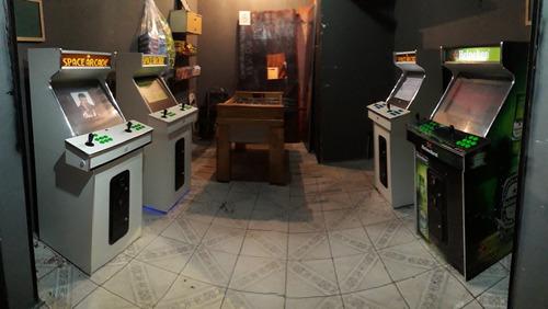 arcade locações
