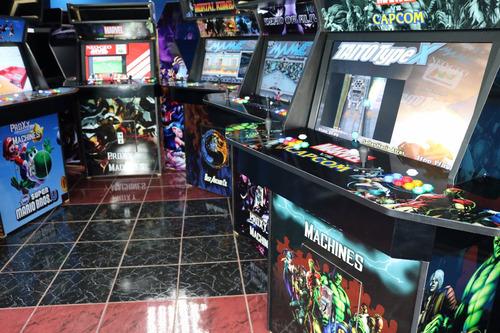 arcade multijuegos recreativa  (proxy machines)