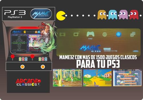 arcade ps3