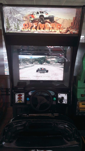 arcade simple manejo off road challenge (formosa)