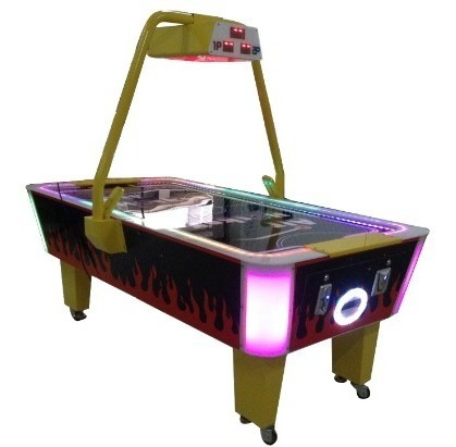 arcade star ice air hockey