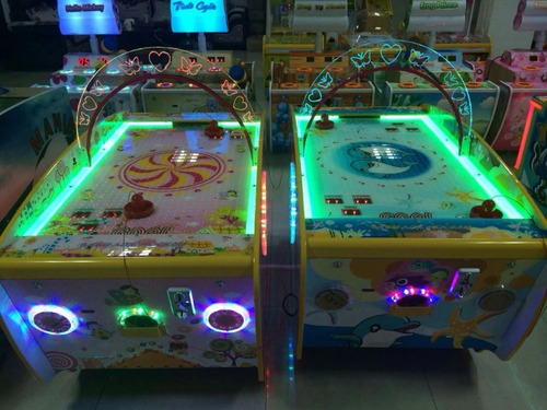 arcade sweets-ocean-magic style 2 jugadores