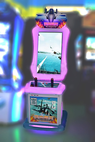 arcade the overlord of air