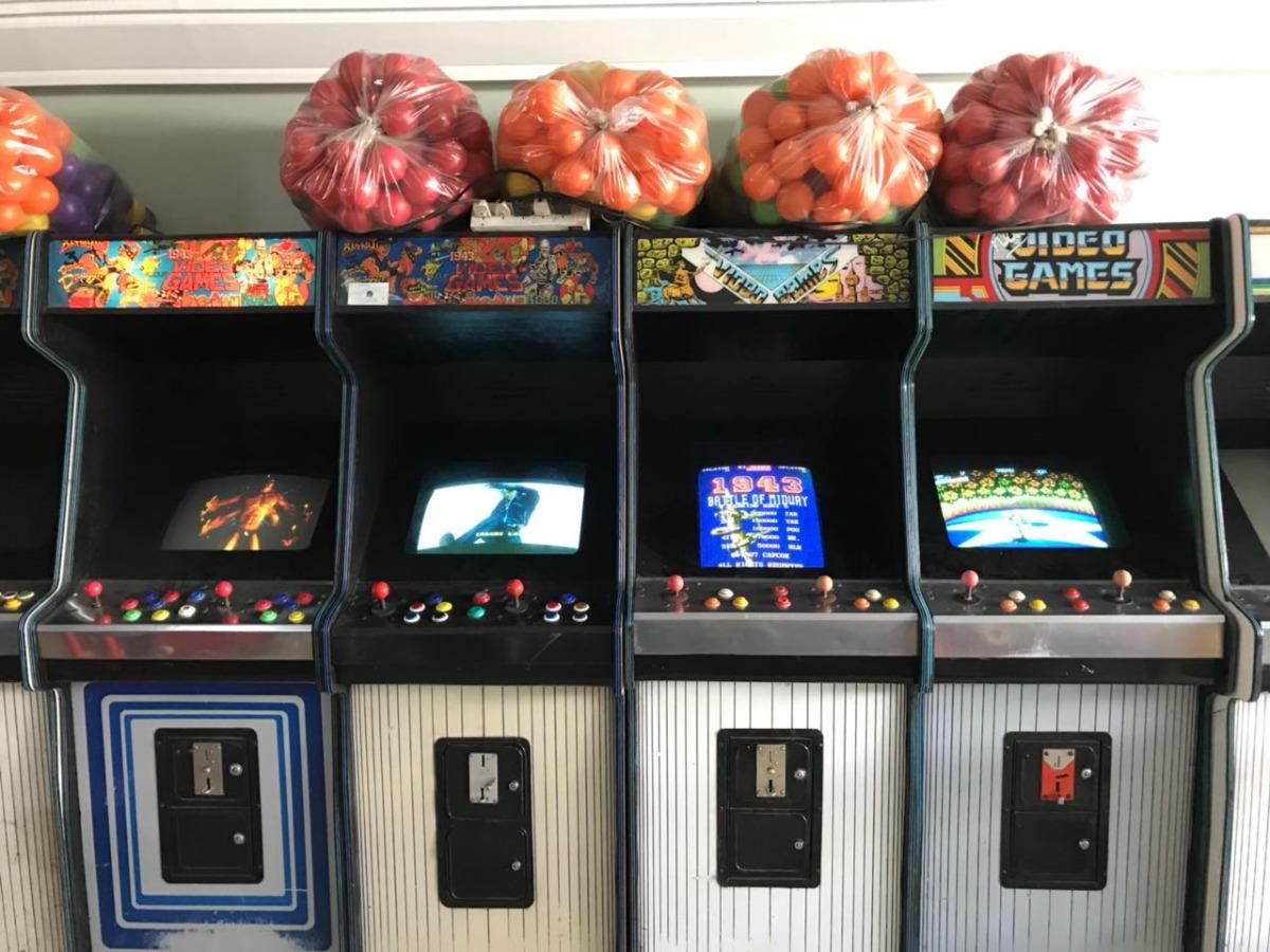 Arcade Video Juegos De Los 80 22 200 00 En Mercado Libre
