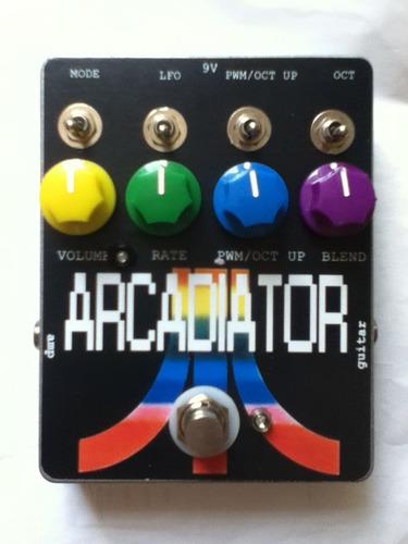 arcadiator synth fuzz 8 bit artisan fx