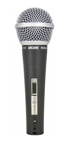 arcano microfones dinâmicos