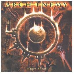 arch enemy wages of sin cd x 2 nuevo