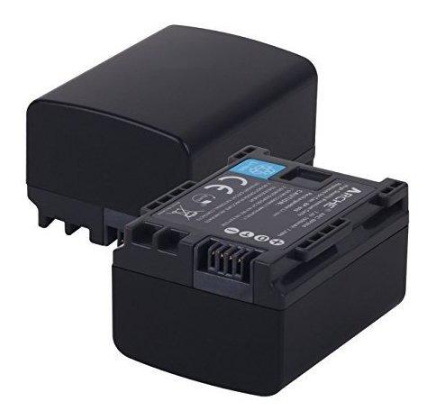 Batería de repuesto para Canon vixia hf10 hf100 HF s10 s100