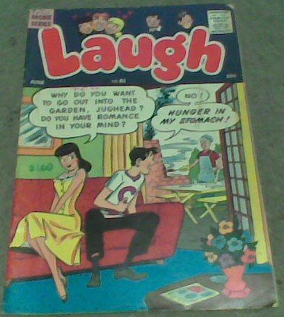archi laugh año 1957